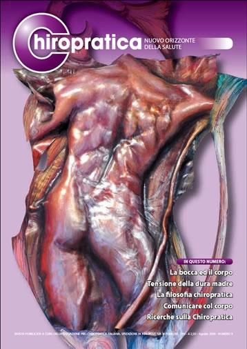 Rivista Chiropratica 09